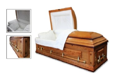 Are Wooden Caskets Better or Metal?